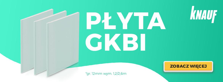 Płyta Knauf GKBI gr. 12mm