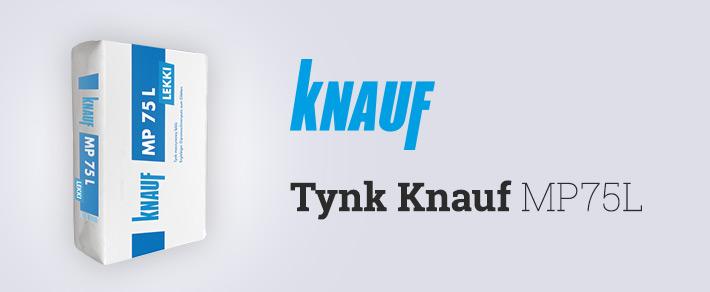 Tynk Knauf MP 75 L
